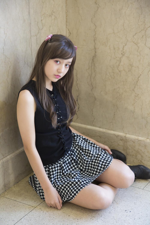【芸能】ハーフ美少女・木村ユリヤ13歳、ラブモに決定「貧血気味なとこを治したい!」 [無断転載禁止]©2ch.net->画像>36枚